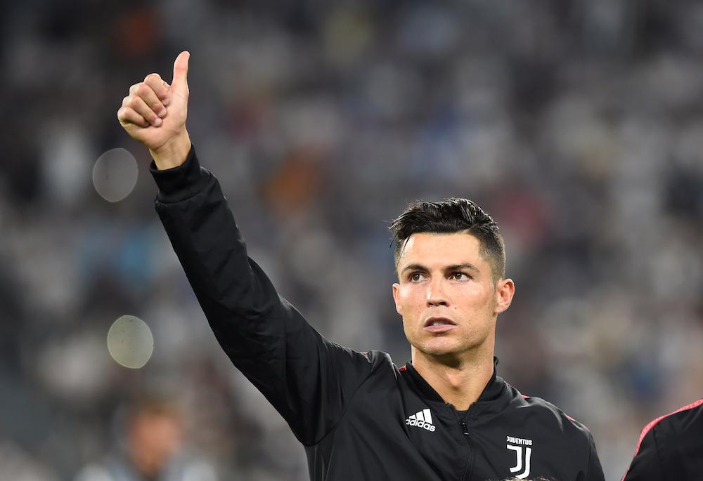 """Cristiano Ronaldo: """"Var nära att skriva på för Arsenal"""""""