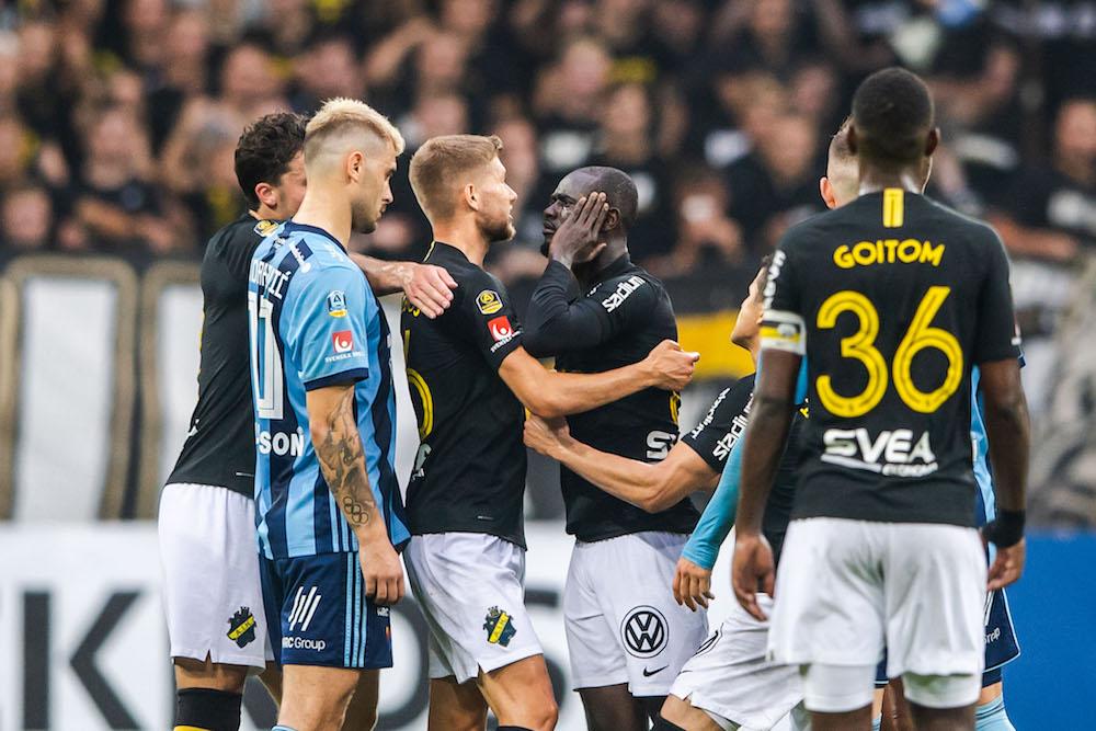 Enoch Kofi Adu kan lämna AIK i vinter