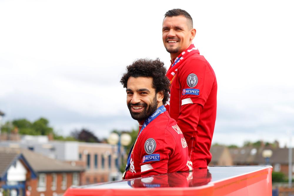 """Lovren: """"Var nära att lämna Liverpool i somras"""""""