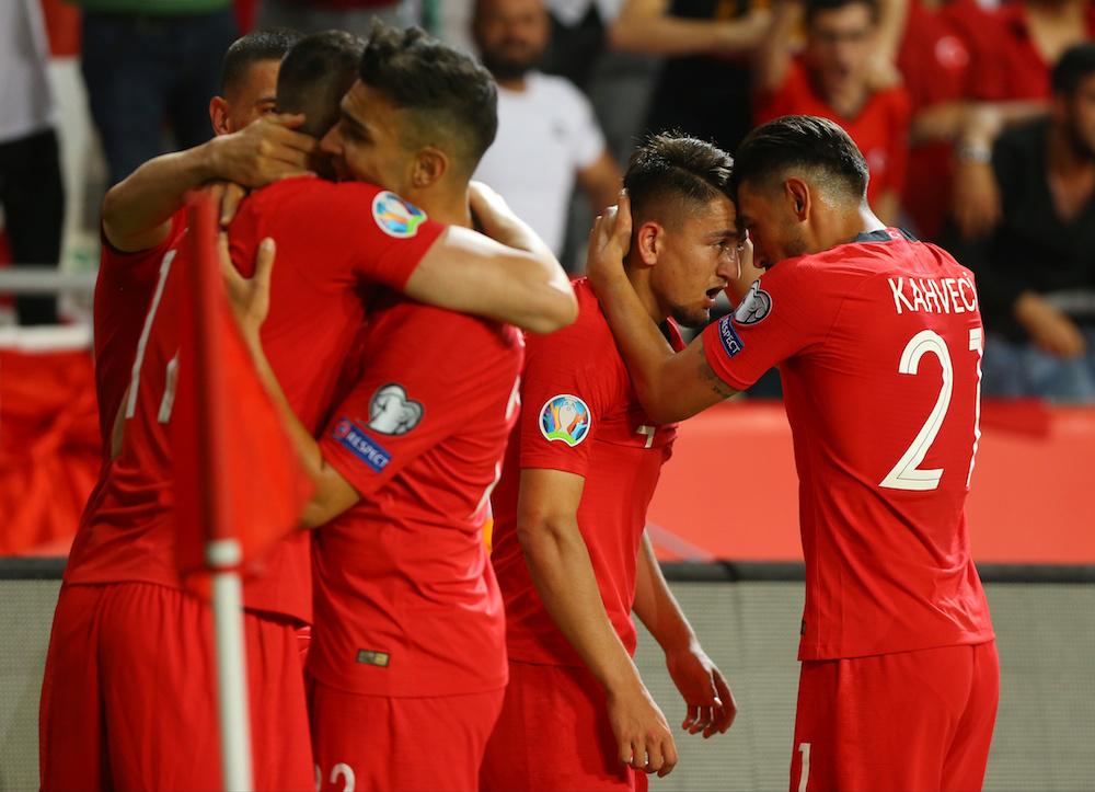 Uppgifter: Bayern Munchen frågar om Cengiz Under