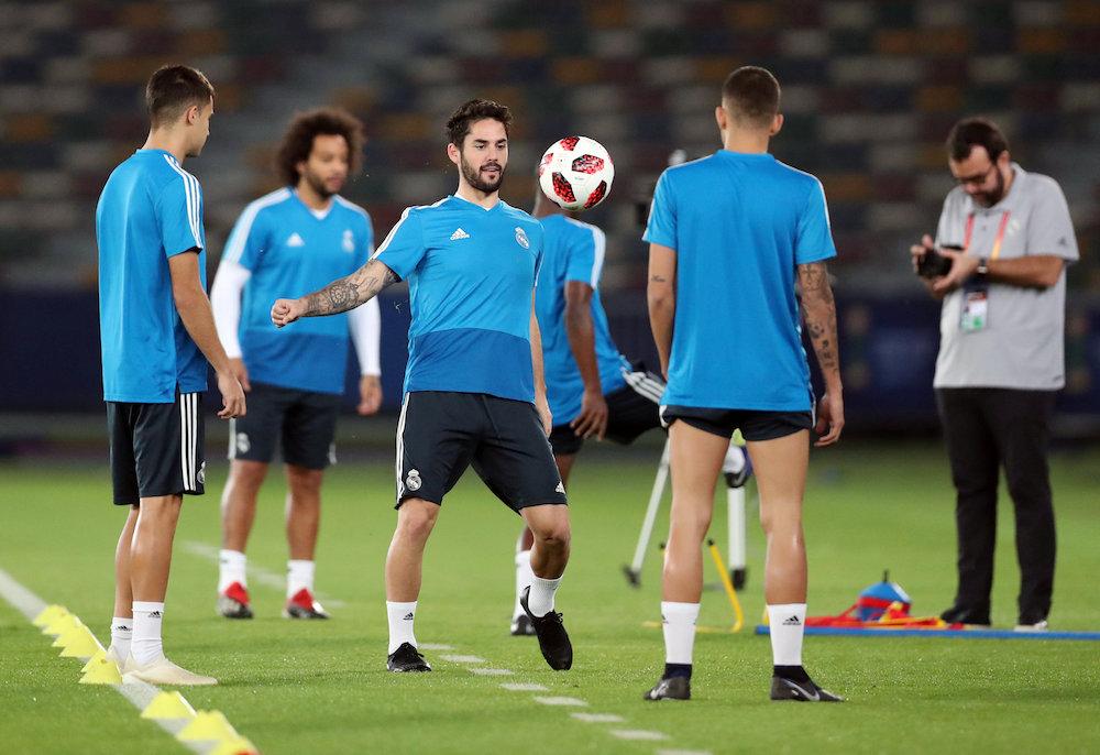 Uppgifter: Juventus var detaljer från att värva Isco