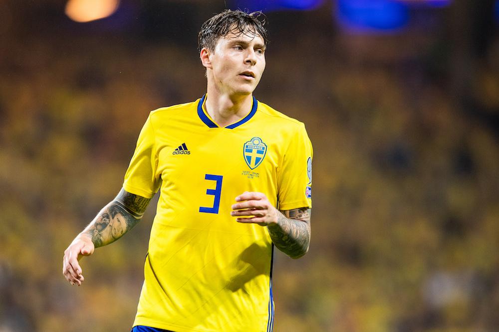 Uppgifter: Manchester United vill förlänga med Lindelöf