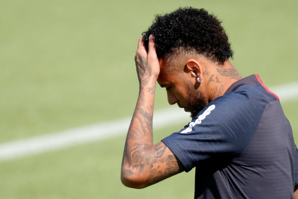 Uppgifter: Neymar har bestämt sig för att stanna i PSG