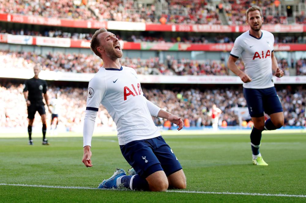 Uppgifter: Tottenham övertygade - Eriksen till Real Madrid