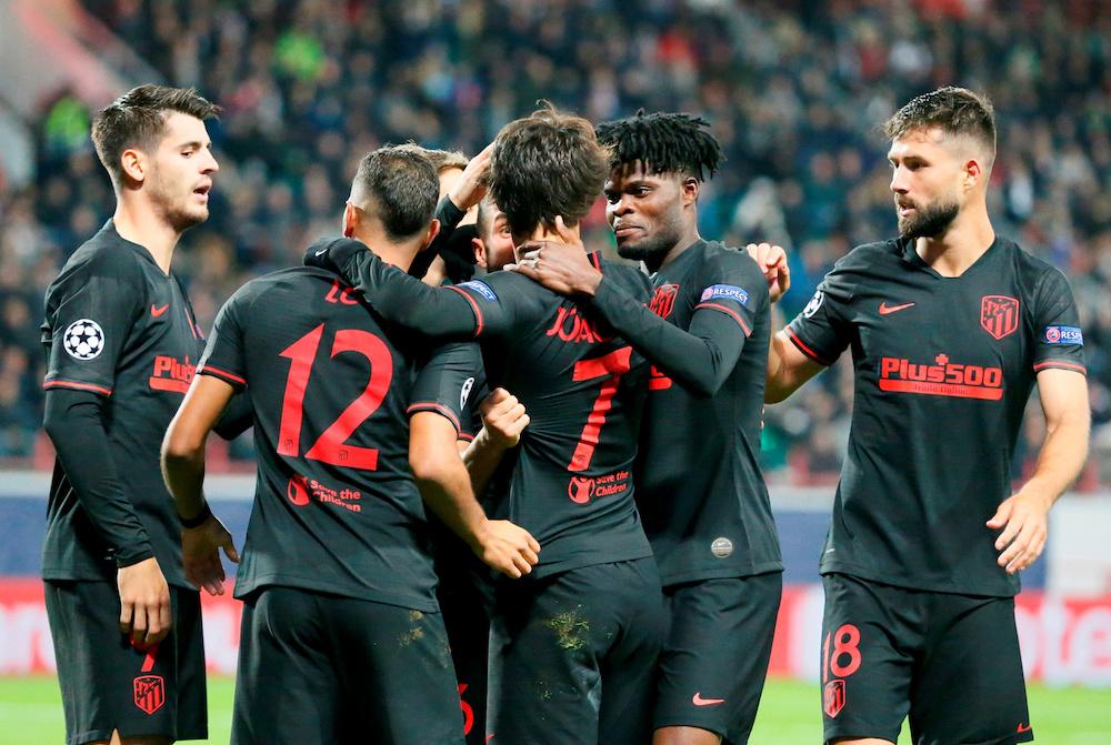 Bekräftar: Thomas Partey vill inte lämna Atlético Madrid