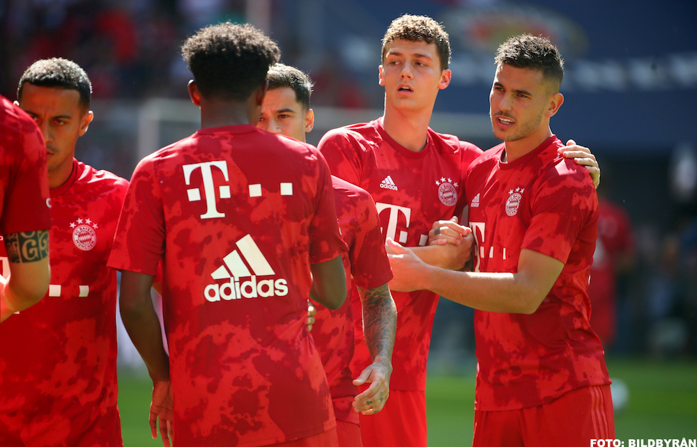 """Lucas Hernández: """"Nobbade Real Madrid för Bayern Munchen"""""""