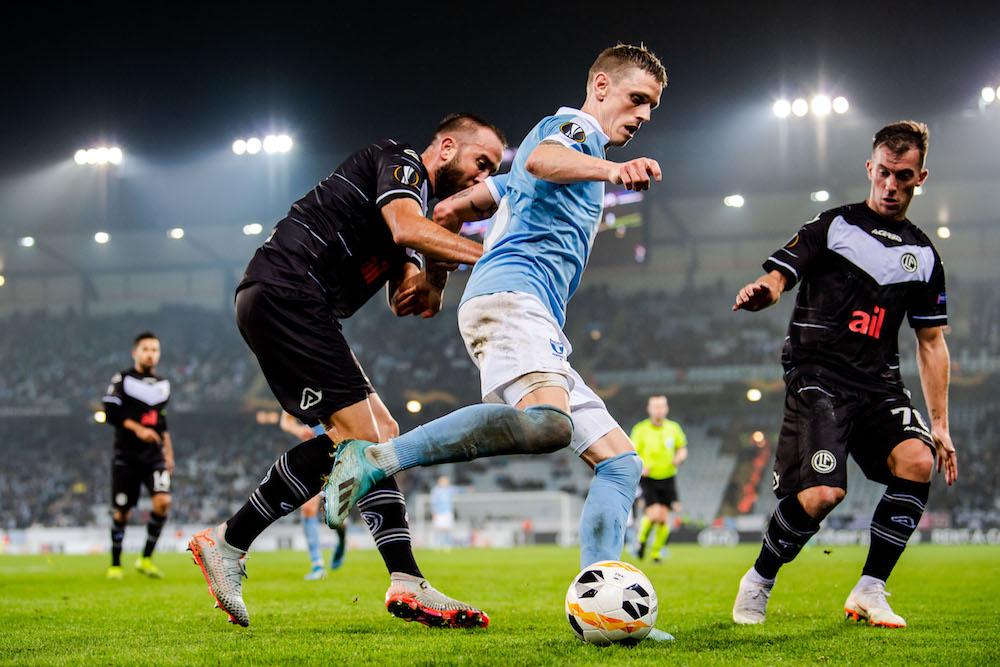 Malmö FF FC Lugano stream 2019