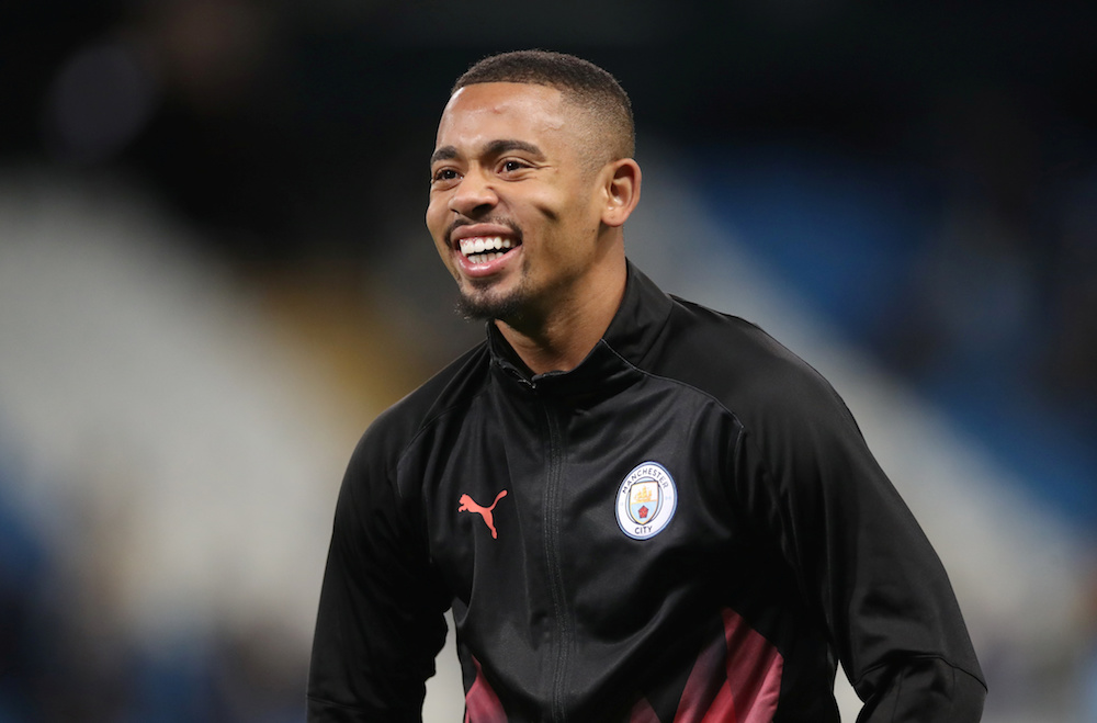 Real Madrid intresserade av Gabriel Jesus
