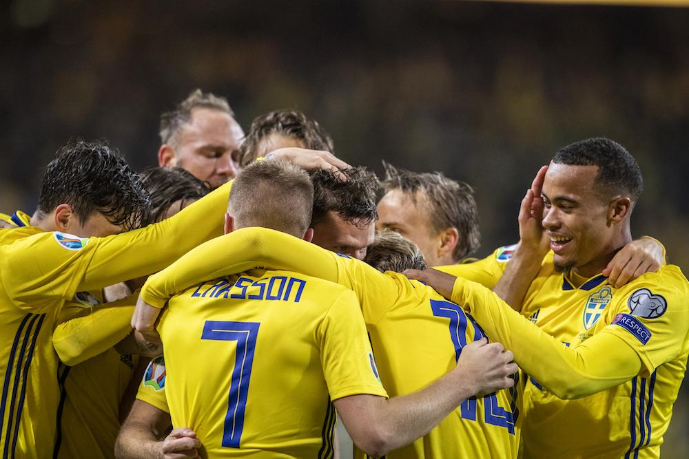 Sverige Rumänien på TV live: vilken kanal visar landskamp fotboll?