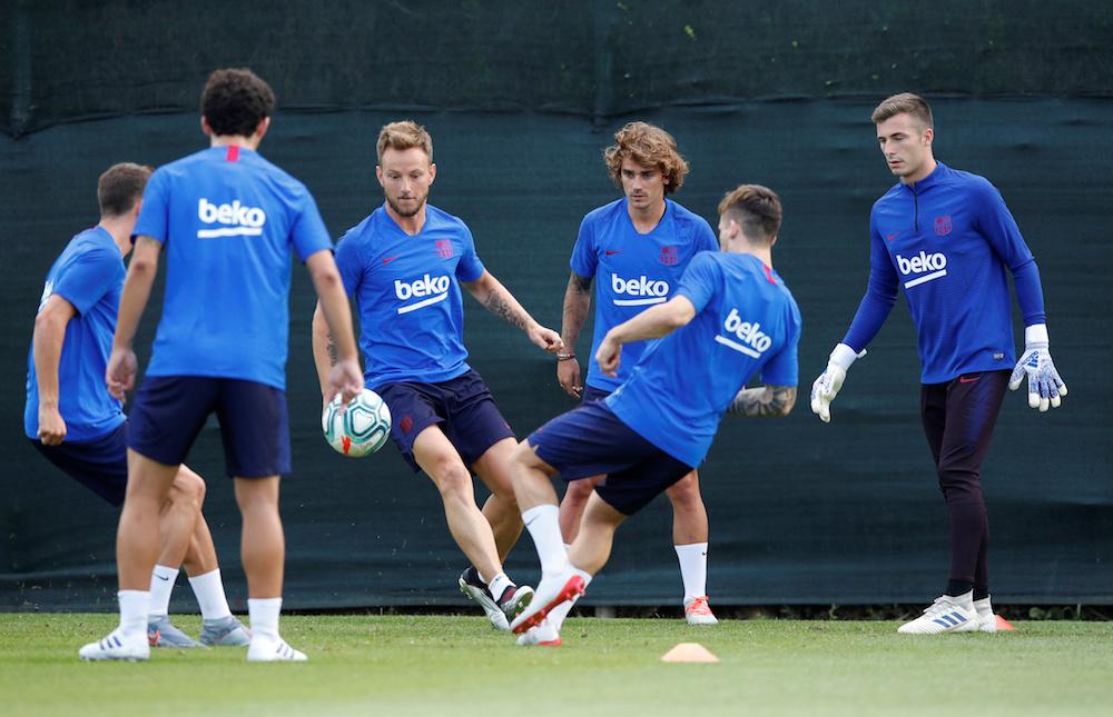 Uppgifter: Ivan Rakitic jagas av Atlético Madrid