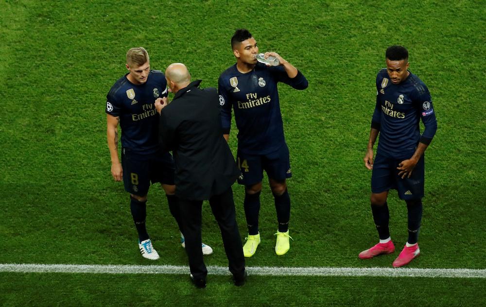 Därmed återstår Real Sociedad som enda klubb utan huvudsponsor i La Liga.