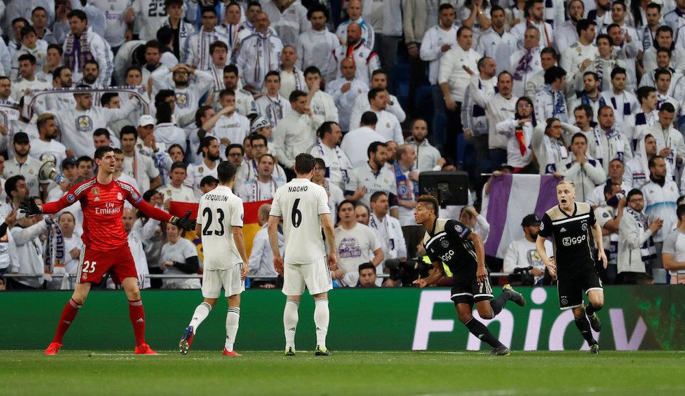 Uppgifter: Real Madrid kan sälja Courtois efter säsongen