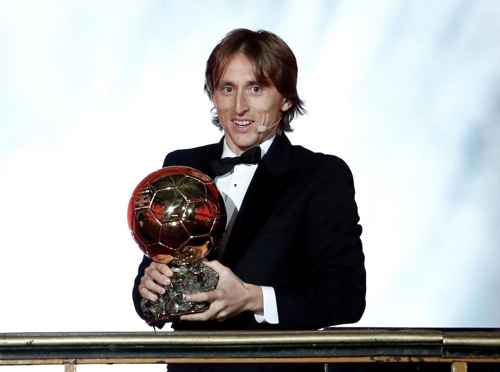 Uppgifter: Real Madrid kan släppa Luka Modric