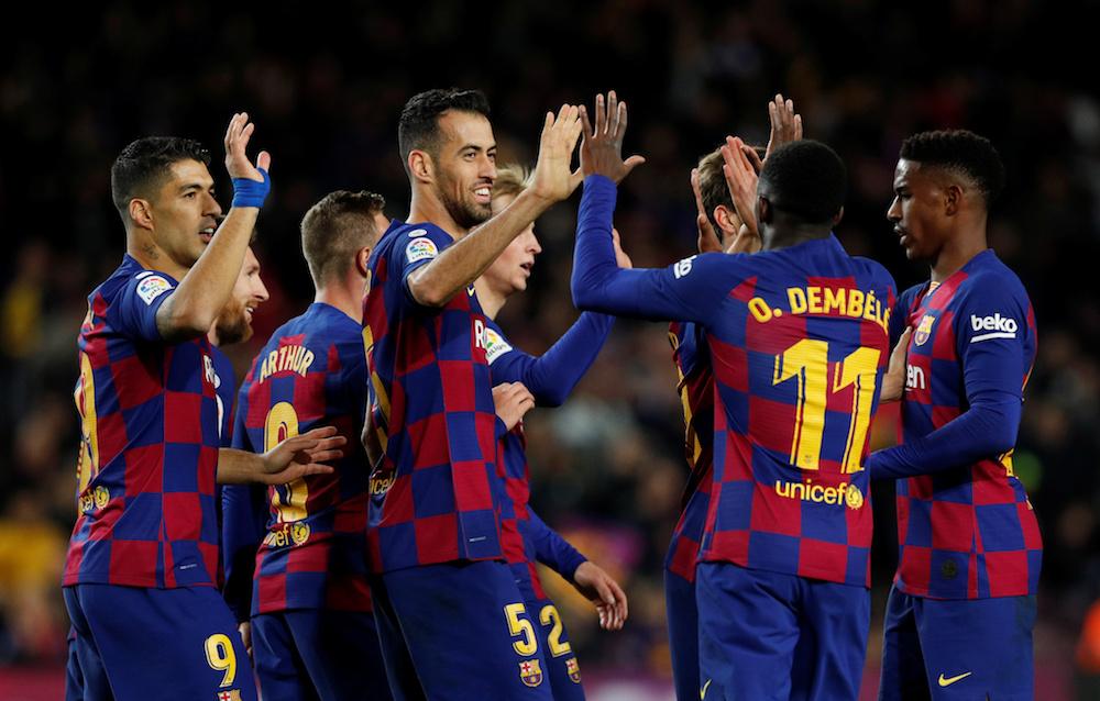 Bekräftar: Barcelona följer Lautaro Martínez