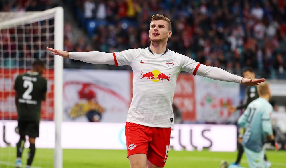 Leipzig öppnar för att släppa Timo Werner