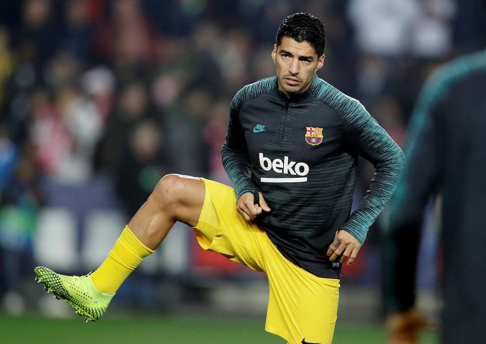 """Lodeiro: """"Suarez kommer flytta till MLS i framtiden"""""""