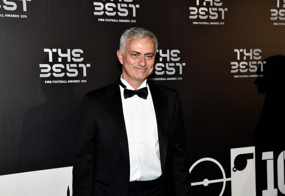Officiellt: Jose Mourinho tar över Tottenham