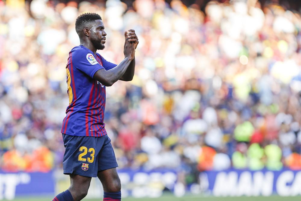 Uppgifter: PSG in i jakten på Samuel Umtiti