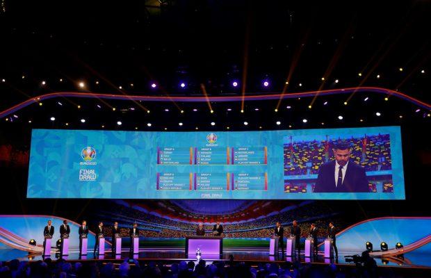 EM 2020 lottning TV: när är lottas EM 2020? Lottning fotbolls EM 2020!