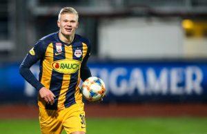 Officiellt- Haaland klar för Borussia Dortmund