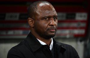 """Patrick Vieira: """"Kan inte ignorera Arsenal"""""""