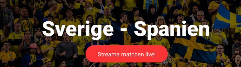 Sveriges EM matcher 2020: datum, kanal & TV tider fotbolls EM 2020!