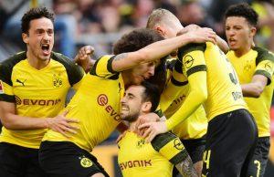 Uppgifter- Manchester City kan värva Sancho före United