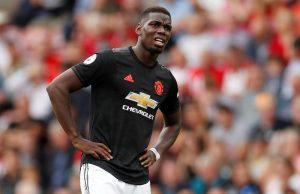 Uppgifter: Manchester United kan byta bort Pogba