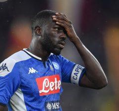Uppgifter: Tottenham i kontakt om Koulibaly