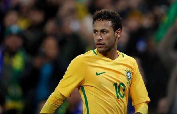 Brasilien match gör