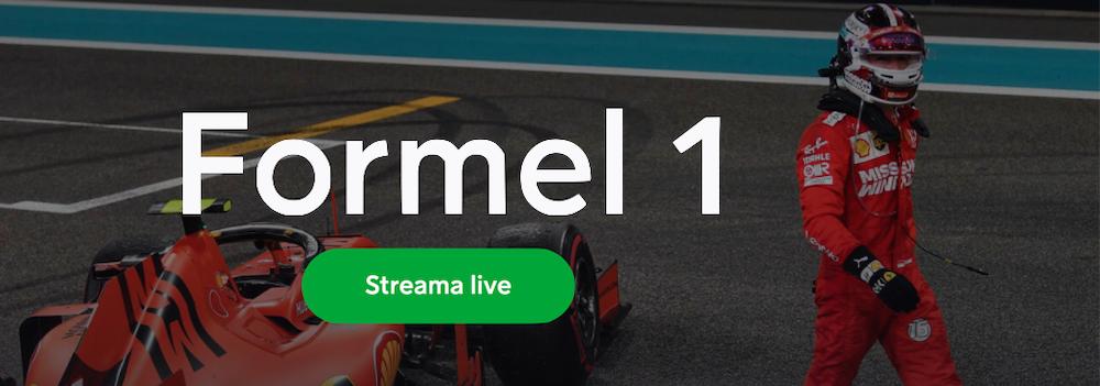 Formel 1 förare 2020 - lista med alla F1 förare 2020!