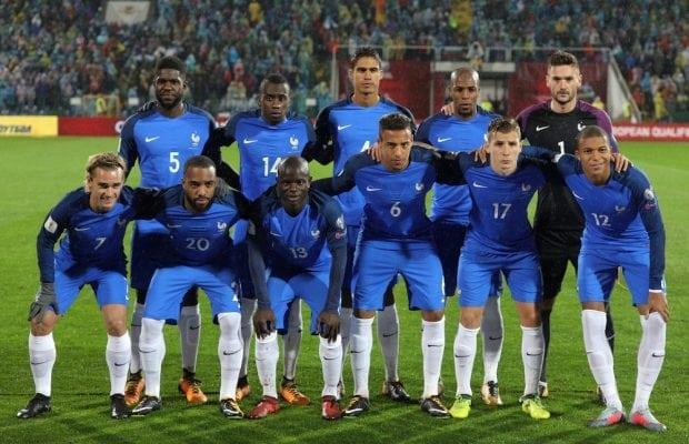 Frankrikes Vm Trupp 2018 Franska Truppen Till Fotbolls Vm 2018
