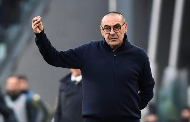 Sarri vill se Kurzawa i Juventus under våren