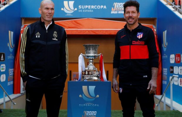 Speltips Atletico Madrid Real Madrid - odds tips Real Atletico, La Liga 2020!