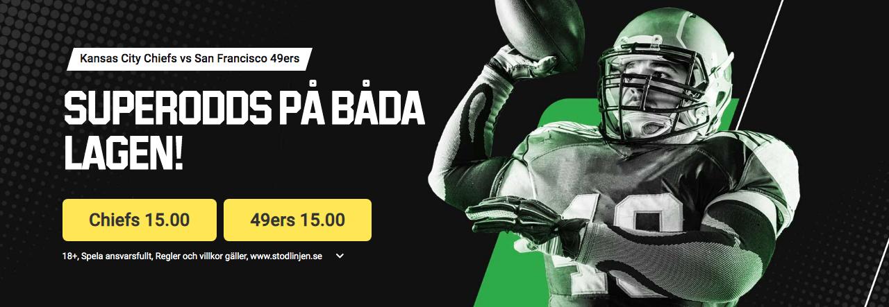 Super Bowl 2020 TV tid & datum - vilken kanal sänder Super Bowl 2020 i Sverige?