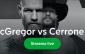 UFC 246 svensk tid & kanal McGregor vs Cowboy TV-sändning i Sverige!
