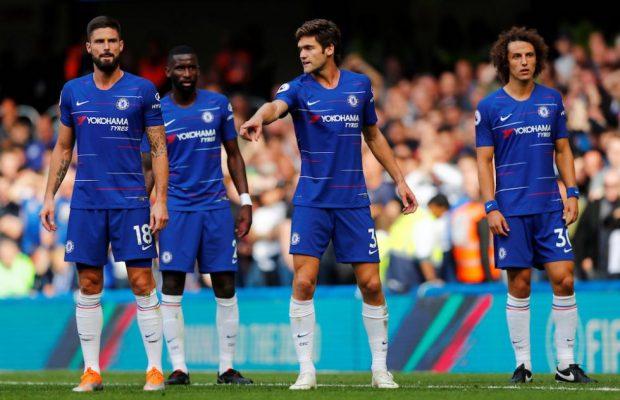 Uppgifter- Chelsea går med på att släppa Marcos Alonso
