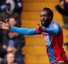 Uppgifter- Emmanuel Adebayor kan återvända till Premier League