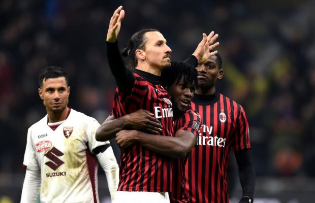 AC Milan Inter stream 2020