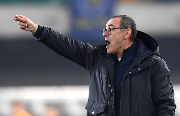 Buffon hoppas att Sarri stannar i Juventus