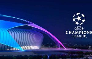 Champions League åttondelsfinaler lottning