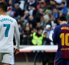 David Beckham öppnar för Messi OCH Ronaldo