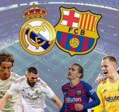 El Clasico statistik - vem är bäst Barcelona eller Real Madrid?