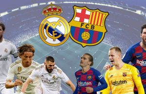 FC Barcelona Real Madrid live stream free? Se Barca vs Real gratis här!