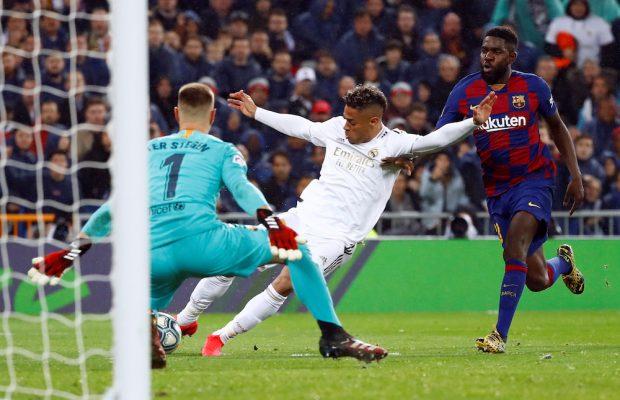 Odds Barcelona Real Madrid 2020 - bästa oddset El Clasico 2020!