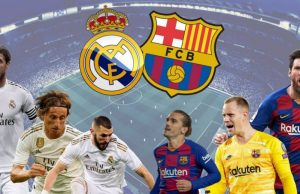 Real Madrid Barcelona live streaming gratis direkt? Se här!