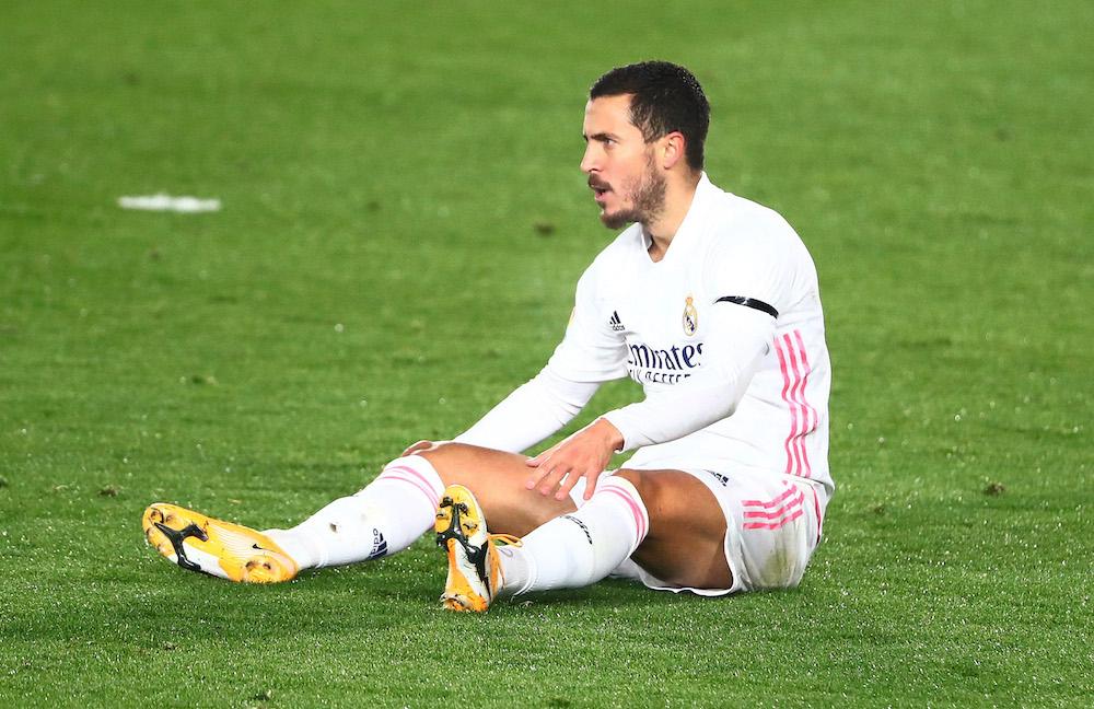 Real Madrid löner & lönelista 2020/2021