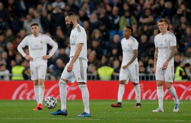 Real Madrid löner & lönelista 2020:2021