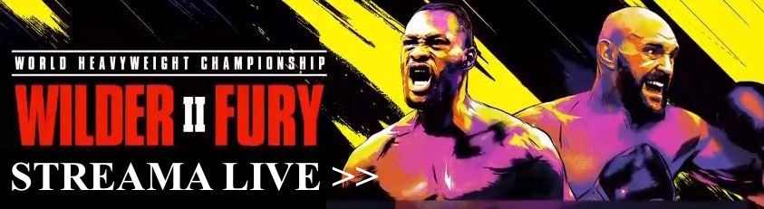 Tyson Fury vs Deontay Wilder 2 TV-tider & stream