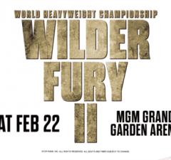 Tyson Fury vs Deontay Wilder svensk tid & TV kanal Sverige